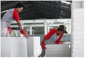 Bata Ringan Terobosan Teknologi Bahan Bangunan