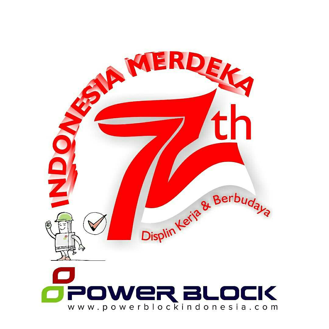 Powerblock Singapore: Dirgahayu Republik Indonesia Ke 72
