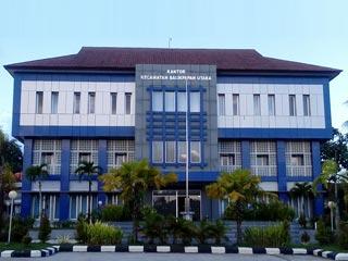 Kantor Kecamatan Balikpapan