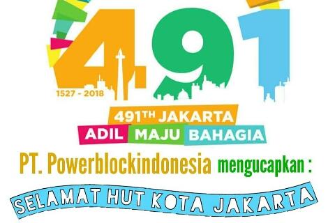 HUT Kota Jakarta