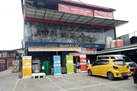 Supermarket ACC Bangunan - Depok