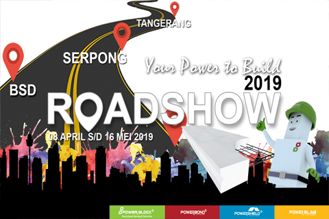 Roadshow BSD Serpong Tangerang