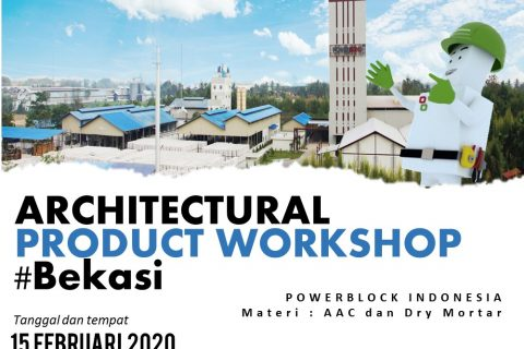 Architectural Product Workshop Bekasi