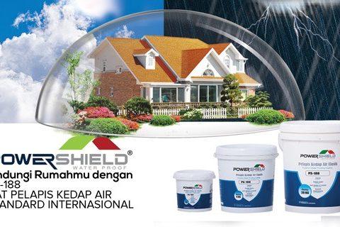 Rumah bocor waterproofing